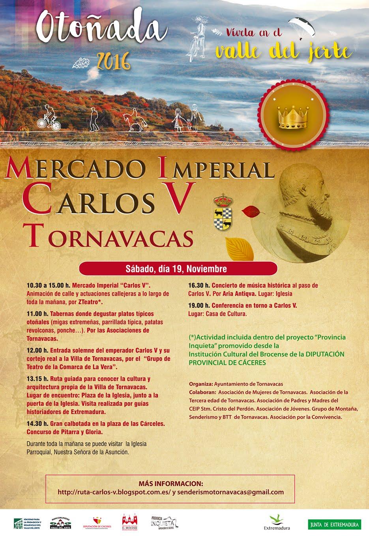 MERCADO IMPERIAL CARLOS V EMPERADOR