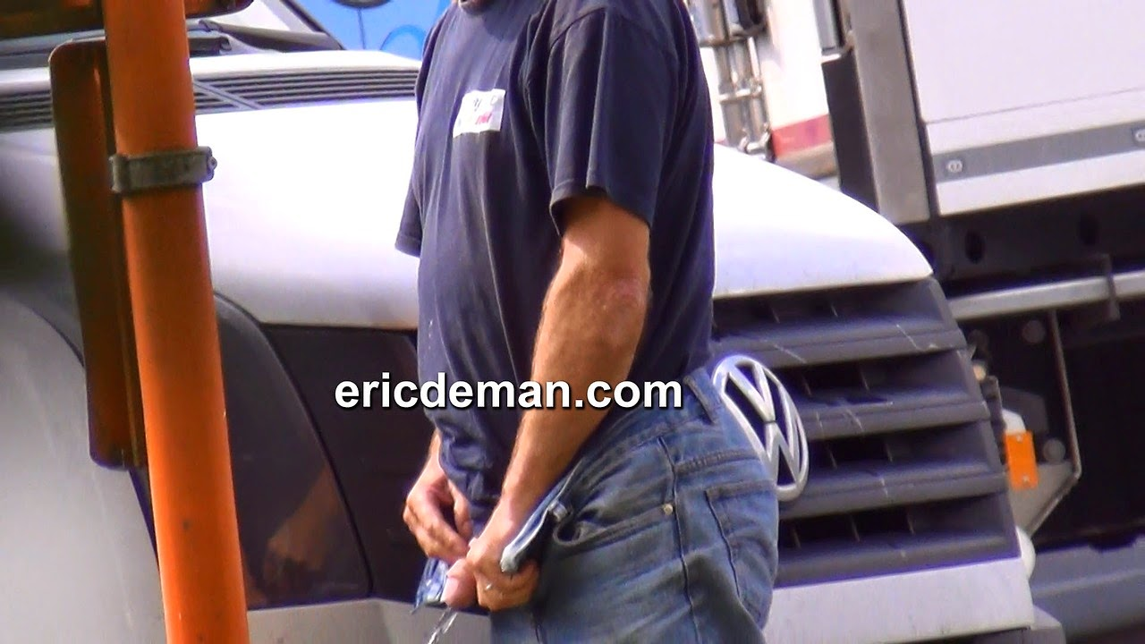 Men Rough Beefy Truckers Cute Businessmen Young Polish Drivers In