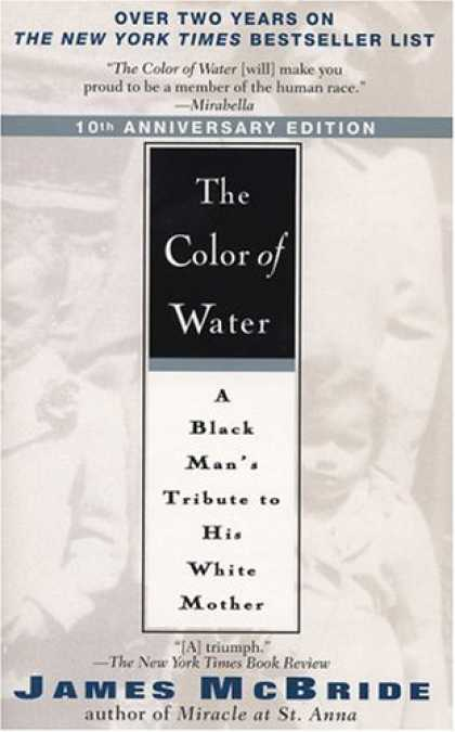 a critique of the color of water by james mcbride