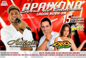 Arena Mix apresenta: Acácio