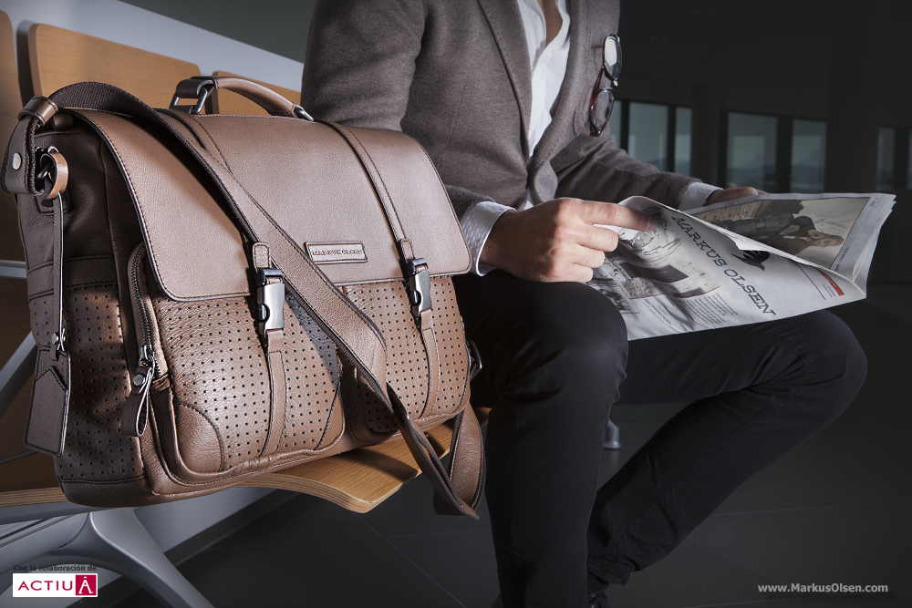 Markus Olsen, Complementos, complemento, bolsos, bags, bag, Made in Spain, hecho a mano, Suits and Shirts,
