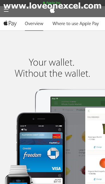 Apple pay | Pros and Cons of Living in the US