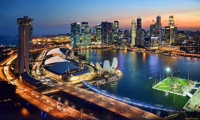 Kham pha Singapore quoc gia nho be nhu vo cung phon thinh