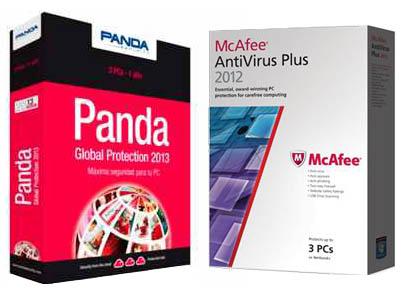 Panda - McAfee