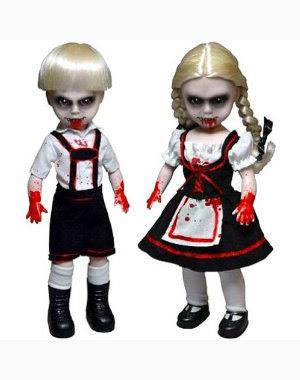 Hansel u0026 Gretel Scary Tales Living Dead Dolls  sc 1 st  Goth Shopaholic & Goth Shopaholic: Hansel u0026 Gretel Scary Tales Living Dead Dolls