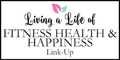 Living a Life of Fitness Health & Happiness Link-up with Jill Conyers