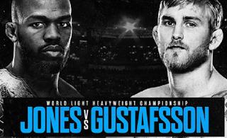 UFC 165 Jones vs Gustafsson