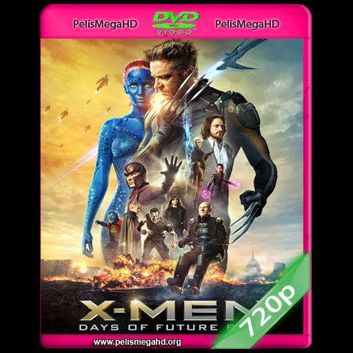 X-MEN: DÍAS DEL FUTURO PASADO (2014) 720P HDTS INGLÉS SUBTITULADO