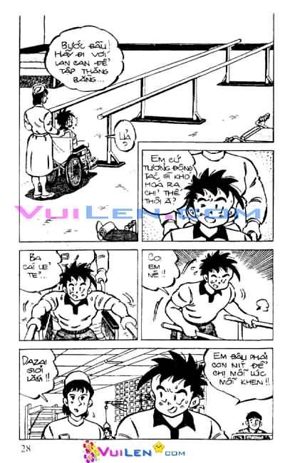 Jindodinho - Đường Dẫn Đến Khung Thành III  Tập 38 page 28 Congtruyen24h