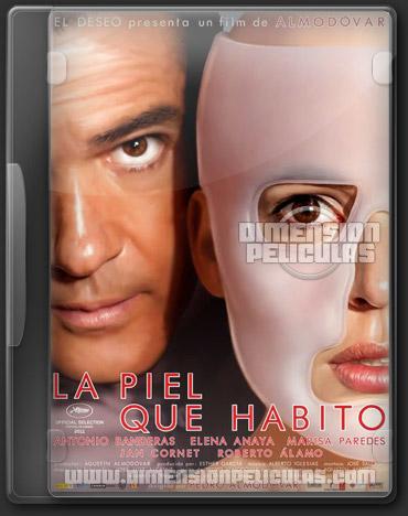 La piel que habito (DVDRip Castellano) (2011)