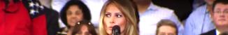 VIDEO: Primul discurs al Melaniei Trump. Cuvântarea a început cu o rugăciune