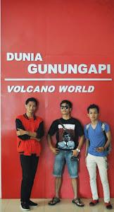Di Museum Merapi
