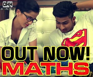 Maths - aj bhargava (official Music Video) - desi unit - desiunit - desi hip hop - the hiphop