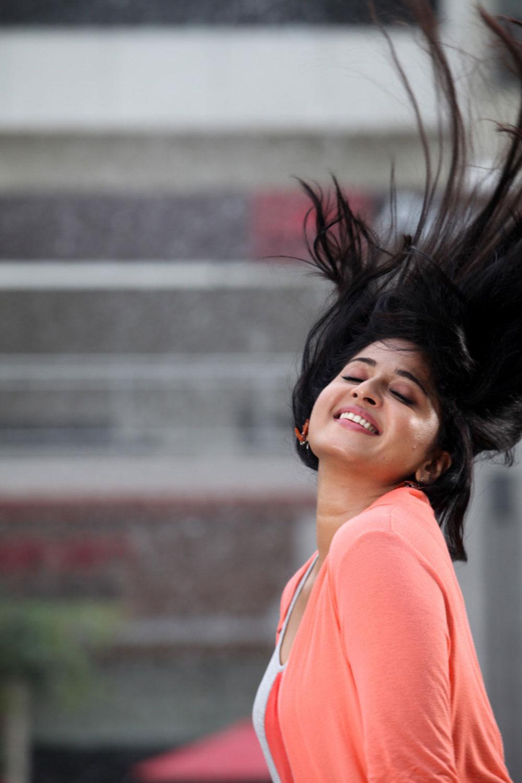 Anushka Photos from Mirchi Movie