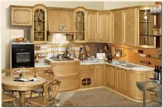 meuble de cuisine en bois