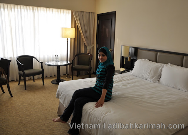 Free holiday to Ho Chi Minh City Vietnam for premium beautiful in my room