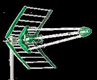 Antena IKUSI FlasHD LTE
