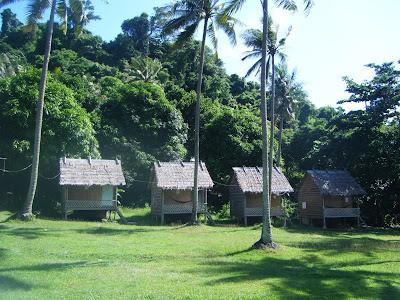 Рай, бунгало в Камбодже, Заячий остров