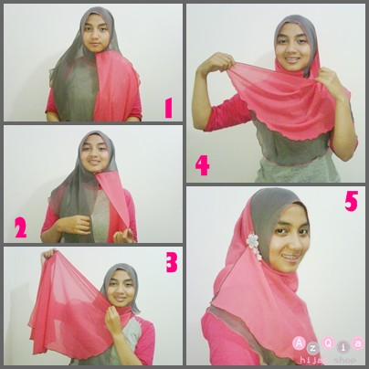 Tutorial 1 With Cotton Blouse Pashmina Youtube | Cerita Seks Panas