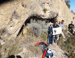 Sierra del Corqué / Cueva Jaime el Barbudo