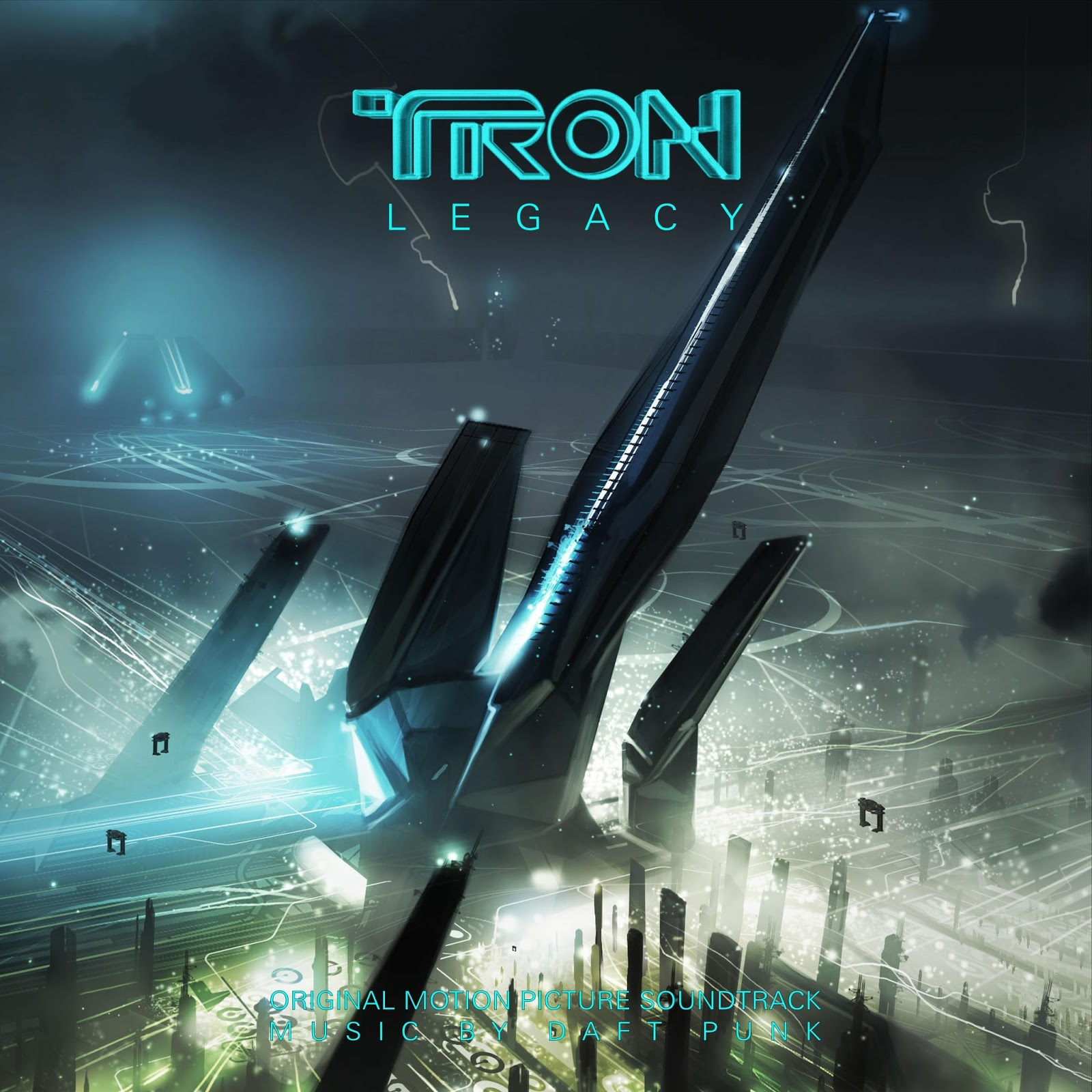 le blog de chief dundee: tron legacy complete film edit - daft punk