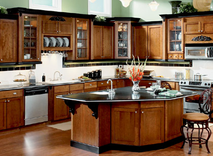 Design Ideas  Kitchens on Kitchen Models And Types For Great Cook   Design Interior Ideas