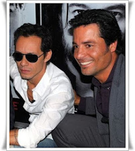 Chayanne y Marc Anthony se presentarn en Chile