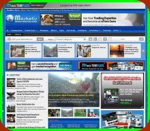 Tujuh Blog Top Indonesia sebagai Tempat Belajar Ngeblog Gratis