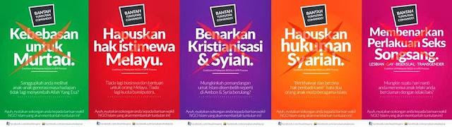COMANGO MUSUH ISLAM DAN ANTI MELAYU