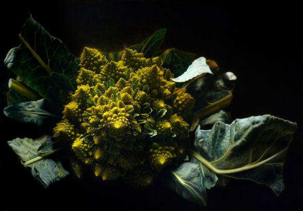 Emanuele Dascanio pinturas retratos e natureza morta hiper-realistas