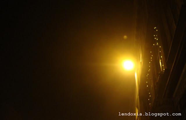 svjetlo u magli