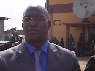 Kiridi Bangoura Guinée