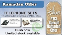 PTCL Telephone Set