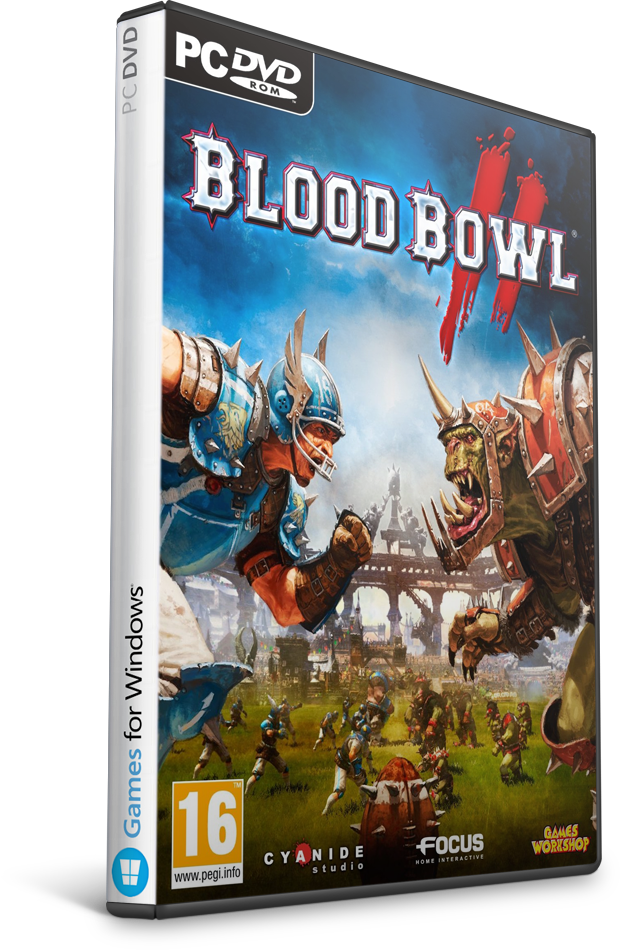 Descargar Blood Bowl 2 [+ DLC] [PC] [Full] [ISO] [Español] Gratis [MEGA]