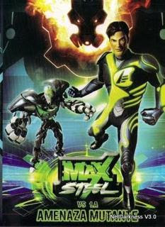 descargar Max Steel vs La Amenaza Mutante – DVDRIP LATINO