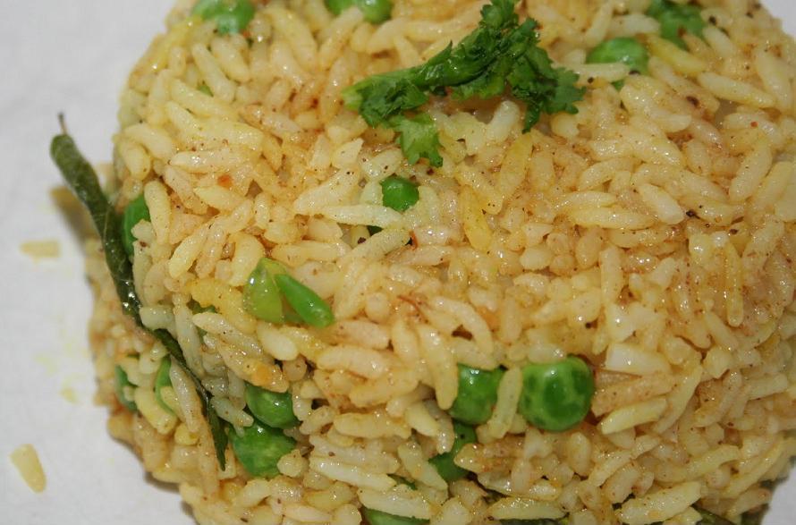 Torebka ryżu paraboiled