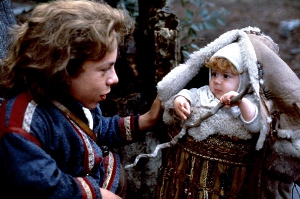 Willow y Elora Danan