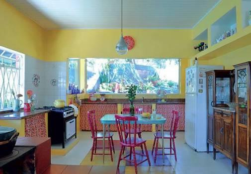decoracao alternativa de cozinha:DiCasa9va: Cozinha barata, bonita e organizada: uma missão possível