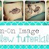 Iron-On Image Pillow Tutorial: Jedi Craft Girl {Make for Mom 2013}