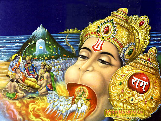 Shri Hanuman HD Wallpapers and Images