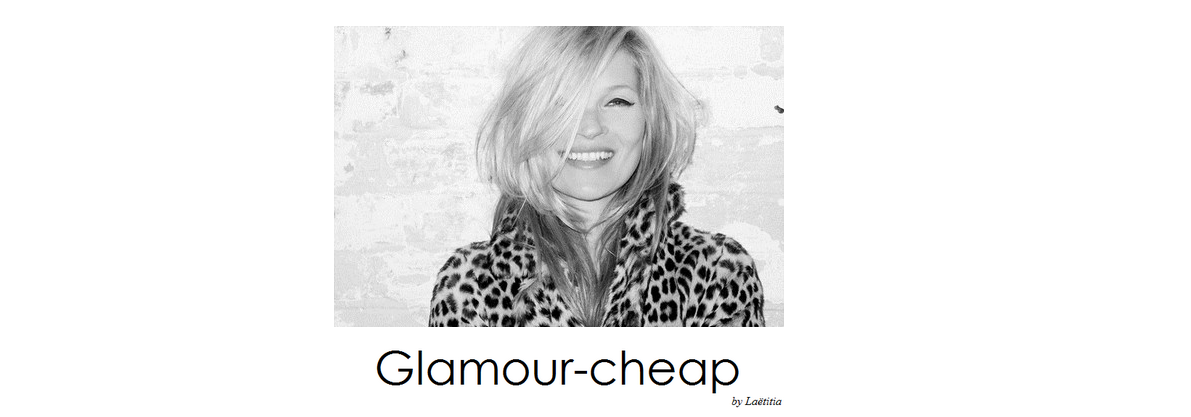 Glamour-Cheap - Blog mode Nantes