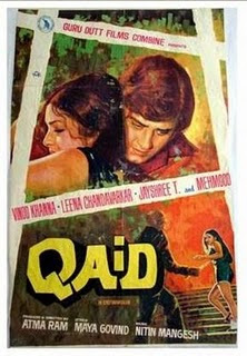 Qaid 1975 Hindi Movie Scene Watch Online