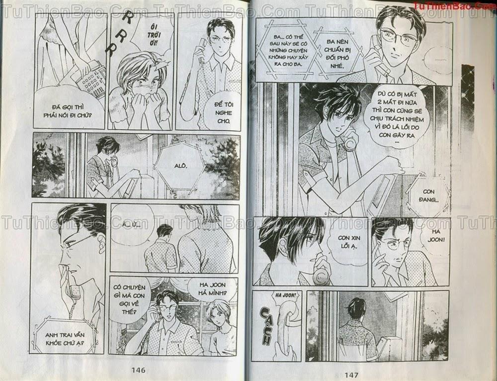 Nữ sinh chap 6 - Trang 74