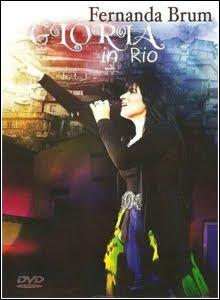 DVD - Fernanda Brum – Glória in Rio – DVDRip AVI