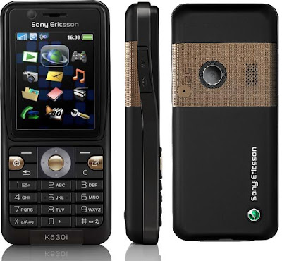 download all firmware sony, fitur and spesification sony ericsson k5301