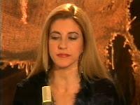 Isabel Camiña canta María de la O con la boca cerrada
