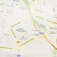 Enlazar la dirección de google maps por email