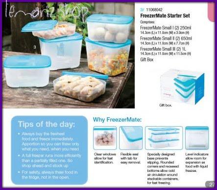 Freezermate Stater Set