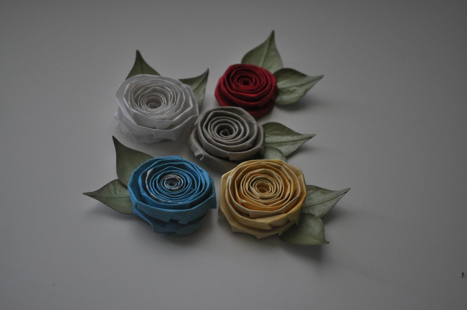 Lc Card Making Corner Handmade Paper Flowers