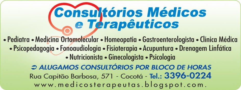 Médicos e Terapêuticos